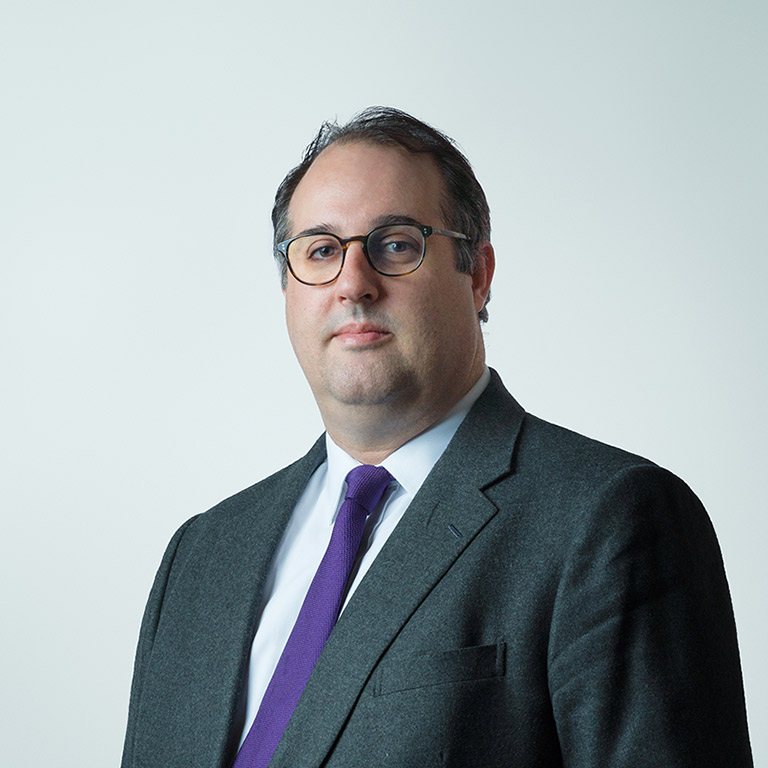 Harry Oliver QC MCIArb